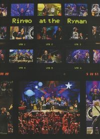 Cover Ringo Starr And His All Starr Band - Ringo At The Ryman [DVD]